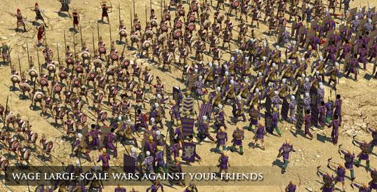 O.A.D, un juego como Age of Empires para Linux